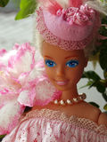 Barbie Doll Arkivfoton