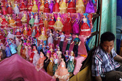 Barbie doll Royalty Free Stock Photos
