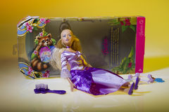 Barbie doll the island princess Royalty Free Stock Image