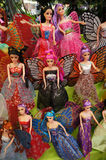 Barbie dolls Stock Photo