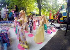 Barbie dolls Royalty Free Stock Image