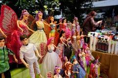 Barbie-Puppen Lizenzfreies Stockfoto
