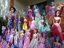 Barbie-Puppen Stockfotografie