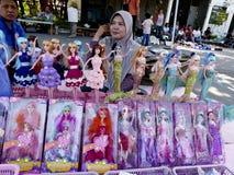 Barbie-Puppen Stockbild