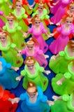 Barbie toys model girls Royalty Free Stock Image