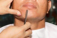 Barbiere immagine stock