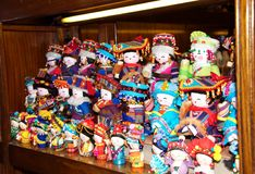 Китайские barbies Стоковые Фотографии RF