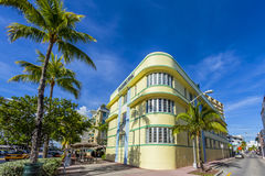 The Barbizon Hotel in Miami Beach Stock Images
