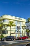 The Barbizon Hotel in Miami Beach Royalty Free Stock Photos