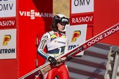 Barbora Blazkova Stock Image