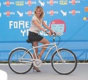 Barbora Bobulova al Giffoni Film Festival 2013 Imagen de archivo libre de regalías