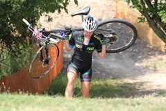 Barbora Machulkova - MTB cross country Stock Photos