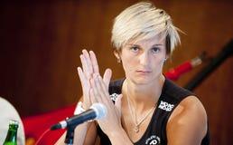 Barbora Spotakova Royalty Free Stock Image