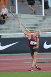 Barbora Spotakova - athletics Stock Photography