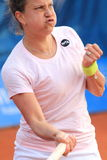 Barbora Strycova - J&T Banka Prague Open 2015 Royalty Free Stock Image