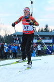 Barbora Tomesova - biathlon Stock Images