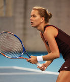 Barbora Zahlavova Strycova of Czech Republic Royalty Free Stock Images