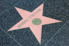 Barbra Streisand star Stock Photos