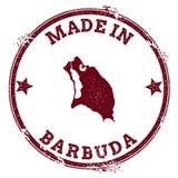 Barbuda seal. Stock Photo