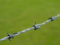 Barbwire Stock Images