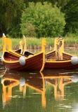 Barca 3 Immagine Stock