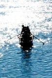 Barca brillante Fotografia Stock