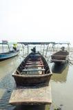 Barca a coda lunga Immagine Stock Libera da Diritti