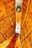 Barca da navigação de Tamisa Imagem de Stock