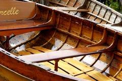 Barca da navigação de Tamisa Fotos de Stock