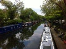 Barca de Londres Fotos de Stock