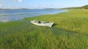 Barca dei pescatori fotografie stock