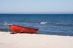 Barca del bagnino Fotografia Stock Libera da Diritti
