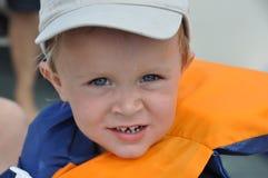 barca del bambino Immagini Stock Libere da Diritti