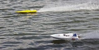 Barca del codice categoria RC di FSR Fotografie Stock