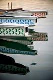 Barca del drago Immagini Stock
