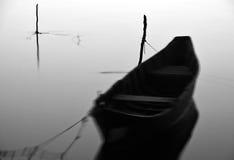 Barca del fantasma Fotografia Stock
