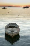 Barca del Fisher Immagini Stock Libere da Diritti
