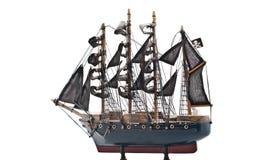 Barca del pirata Fotografie Stock