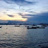 Barca del ` s di Fishermam Immagini Stock Libere da Diritti