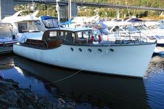 Barca del veterano. Immagini Stock Libere da Diritti