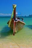 Barca del viaggio dentro della Tailandia fotografia stock libera da diritti