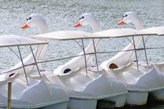 Barca dell'anatra Fotografia Stock Libera da Diritti