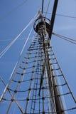 Barca dell'annata, galleon Fotografia Stock Libera da Diritti