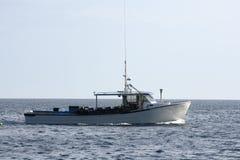 Barca dell'aragosta immagine stock