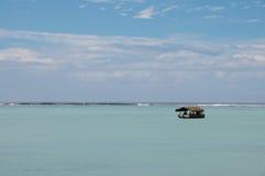 Barca della laguna Fotografia Stock Libera da Diritti