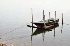 Barca di aggancio Immagine Stock