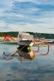 Barca di balinese Immagini Stock Libere da Diritti