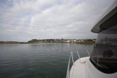 Barca di Barnville Fotografia Stock Libera da Diritti