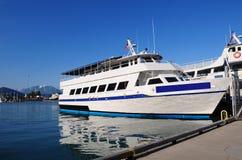 Barca di crociera Fotografie Stock