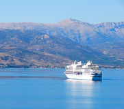 Barca di crociera, Grecia Fotografie Stock